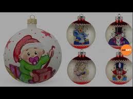 tree ornaments balls glass ornaments