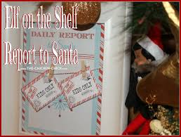 the chicken elf on the shelf naughty or nice report cards