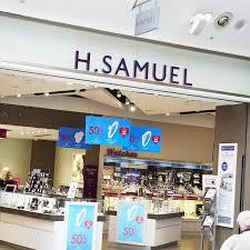 h samuel white shopping centre