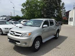 2008 toyota hilux 2 5l europe car exporter