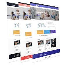 joomla education templates wt education free education joomla template