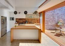 Kitchen With Brick Backsplash 50 Trendy And Timeless Kitchens With Beautiful Brick Walls