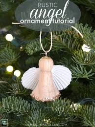 diy wooden ornaments hello nutritarian