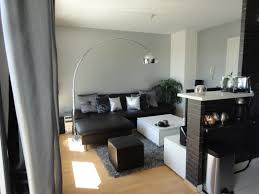 deco salon gris et taupe deco cuisine noir et blanc sur idees de decoration interieure