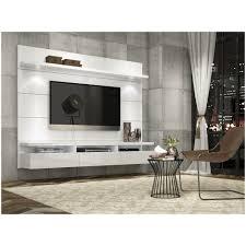 manhattan comfort 23852 cabrini wall mounted floating tv back