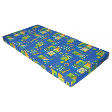 camping mattress 3 fold single 100mm para rubber