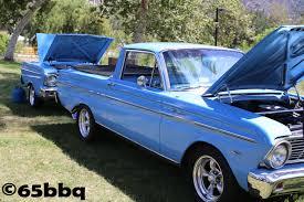 ranchero car the 1965 ford ranchero and bbq u2014 the ranchero u0026 the blue q