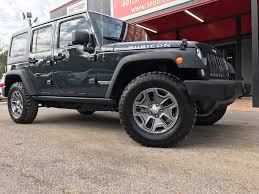 2017 silver jeep rubicon used jeep wrangler unlimited for sale jackson ms cargurus