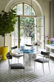 dining room decor ideas that make a statement view in gallery dining room featuring items from jonathan adler