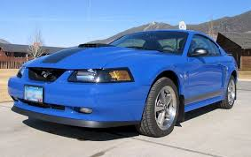 sky blue mustang azure blue 2003 mach 1 ford mustang coupe mustangattitude com