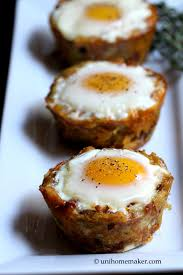 leftover and chorizo egg cups uni homemaker