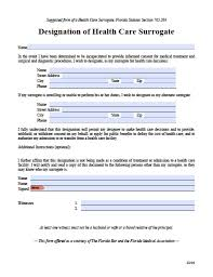 Power Of Attorney Letter Sample Authorization by Florida Minor Child Power Of Attorney Form Power Of Attorney