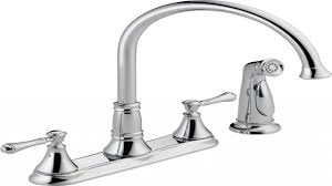 kitchen spray faucets delta faucet with sprayer charmaine single