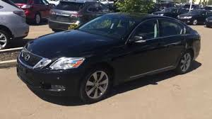 lexus van nuys used cars lexus certified pre owned black on black 2010 gs 350 sdn awd