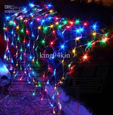 144 led lights 1 5m 1 5m net curtain light ornament
