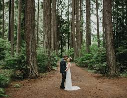 Washington forest images Handmade washington forest wedding allison cody green wedding jpg
