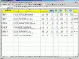 Excel Budget Spreadsheet Construction Cost Estimate Spreadsheet Template And Residential