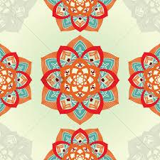 islamic geometric pattern design vector image 1979698