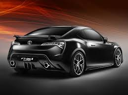 sporty toyota cars 2012 toyota ft 86 sports car