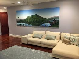 paintings for the living room wall hawaii artist