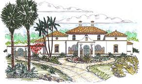 Mission House Plans 1 1145 Period Style Homes Plan Sales