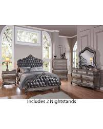 Dresser And Nightstand Sets Here U0027s A Great Deal On Chantelle 20534ck6pcset Bedroom Set With