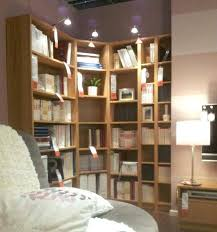Billy Corner Bookcase Corner Bookcase Ikea Corner Shelves To Beautify Your Awkward