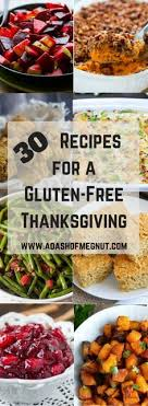 50 recipes for a complete gluten free thanksgiving dinner