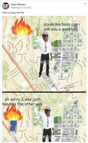 How To Use Memes On Facebook - the quad students use facebook memes to respond to skirball fire