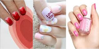 25 valentine u0027s day nails 25 valentine u0027s day nail art ideas