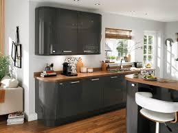 meubles cuisine gris meuble de cuisine gris anthracite inspirations avec cuisine gris des