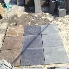 rust slate tile copper slate floor black slate covering blue