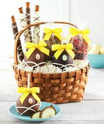 gourmet easter baskets wood easter bunny and easter egg door hanging easter bunny and