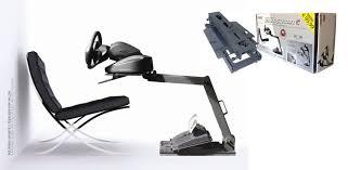 siege volant pc construction d un support volant pedale vitesse pour ps3