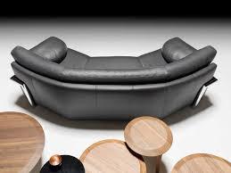 halbrundes sofa sofa halbrund ziemlich modular semicircular contemporary leather