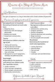 Nanny Job Description Resume by Title On Resume Virtren Com