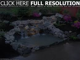 exteriors small fish pond party decorations garden and design