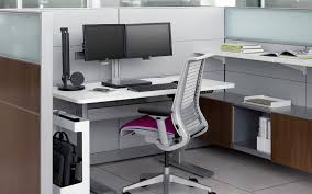 steelcase sit stand desk the health benefits of a sit stand desk office designs blog
