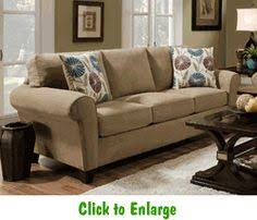 Simmons Soho Sofa by Soho Espresso Sofa By Simmons At Furniture Warehouse The 399