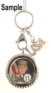 Personalized Photo Locket Necklace Custom Photo Locket Necklaces