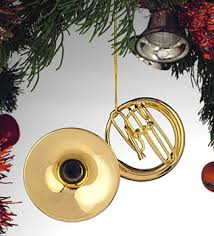 gifts horns sousaphone ornament
