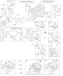 briggs and stratton 287707 0228 01 parts diagram for cylinder