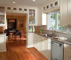 antique white kitchen craft cabinets casual kitchen in white kitchen craft cabinetry