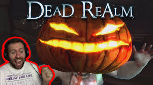 dead realm halloween update it got scary youtube