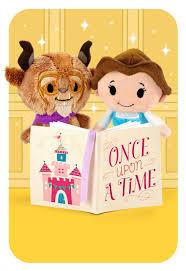 itty bittys beauty and the beast fairytale birthday card