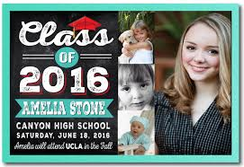 photograph 2016 graduation announcement grad invitations di 6230