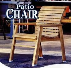 Outdoor Furniture Plans by Garden Chair Plans Outdoor Furniture Plans U0026 Projects