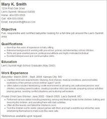Resume With References Examples by Sample Of Nanny Resume References For Nanny Resume Sample Create