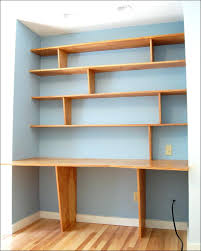 Angled Bookshelf Articles With Leaning Bookshelf Desk Plans Tag Stupendous