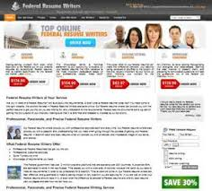 Best Resume Writing Services Dc Federal